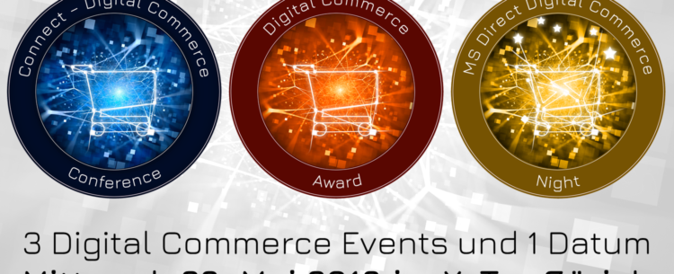 Connect – Digital Commerce Conference / Digital Commerce Award / Digital Commece Night