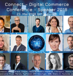 Programm und Speaker der Connect – Digital Commerce Conference 2018