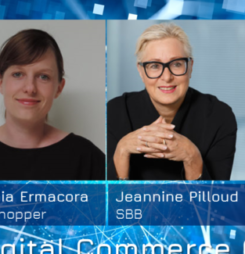 Ein #allfemalepanel an der Connect – Digital Commerce Conference