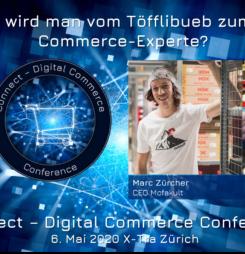 Vom Töfflibueb zum E-Shop-Experte – Marc Zürchers Erfolgsstory bei #dcomzh