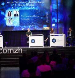 Corona als Game Changer – Videomitschnitt der #dcomzh
